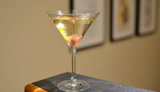 パーティーの季節のおもてなしレシピ、美しい桜マティーニをどうぞ!