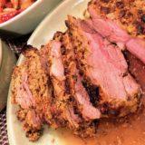 がびんちのラムもも肉ローストのレシピはたっぷりのハーブとスパイスで