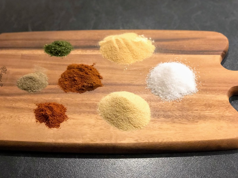 がびんちの自家製「ひみつの塩」