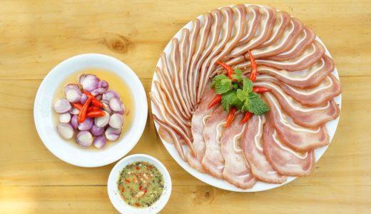 中華バーベキュー屋の四寶飯